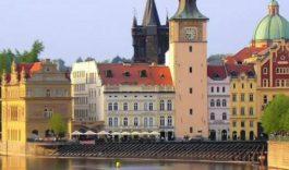 в Чехию