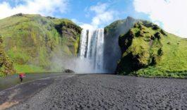 в Исландию