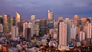 Манила Филиппины Архитектор туризма