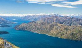 в Новую Зеландию