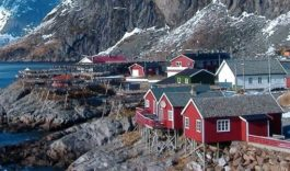 в Норвегию