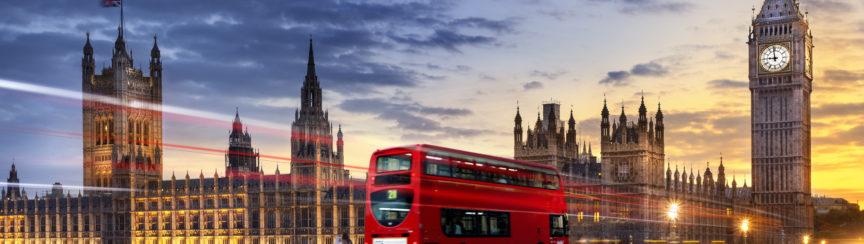 Лондон, Архитектор туризма