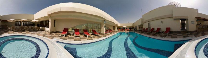 лучшие отели ОАЭ, Архитектор туризма